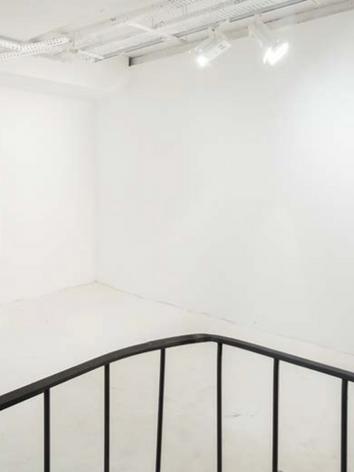 """Vue de l'exposition Une Préface, au FRAC Ile-de-France, Le Plateau, Paris, France, 2013, """"Giving substance to shadows"""""""