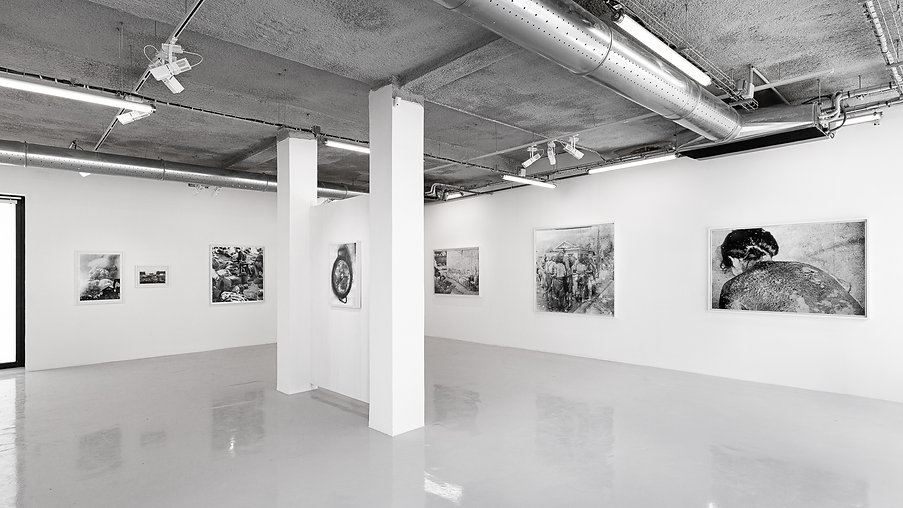 Vues expo Eric Manigaud © Grégory Copitet