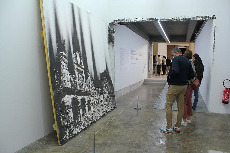 Exposition| Nicolas Daubanes, L'Huile et l'Eau  Palais de Tokyo