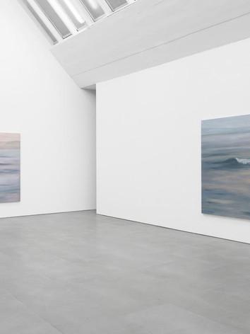 """Vue de l'exposition Independant, Bruxelle, 2017, """"Still Wave"""""""