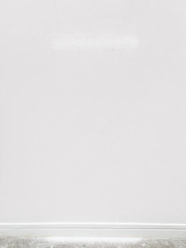 Craie blanche sur fond blanc