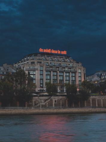 Du Soleil dans la Nuit, 2012
