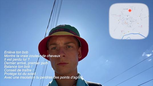 Les jeunesses d'Or, Grégoire Beiil, capture d'écran