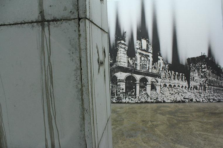 Exposition| Nicolas Daubanes, L'Huile et l'Eau - Palais de Tokyo © Luci Garcia