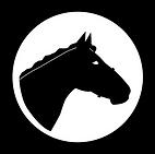 Logotipo de B & W la cabeza de caballo