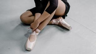 バレエの動き1