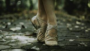 バレエの動き 2