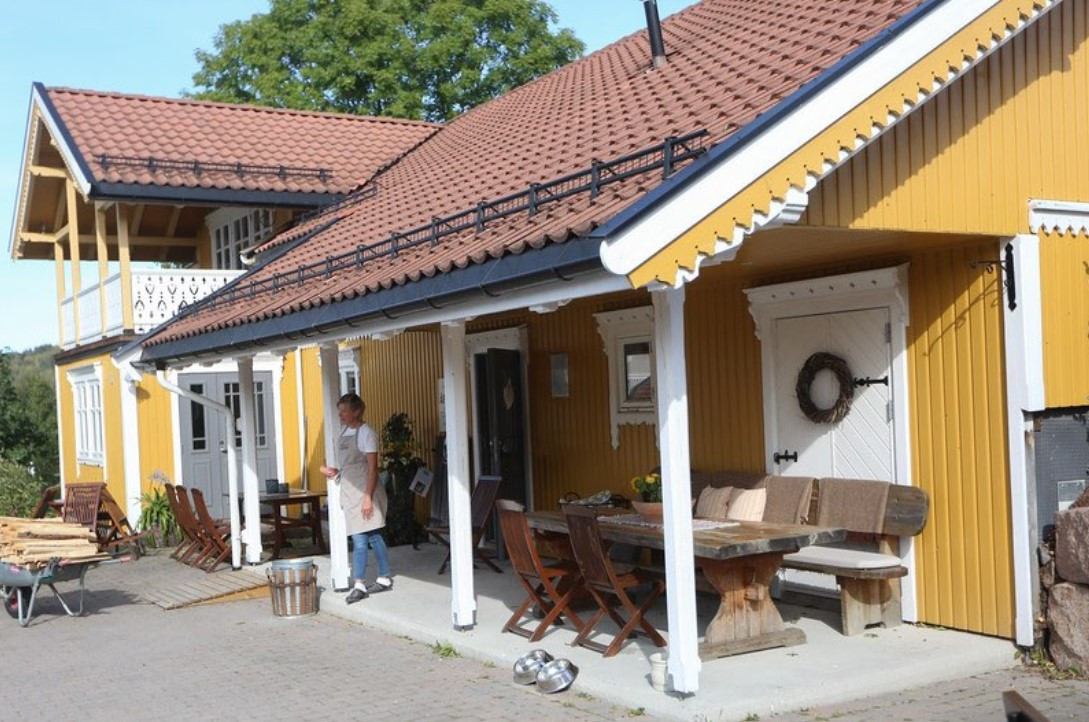 Bryggerhuset på Frøtvedt