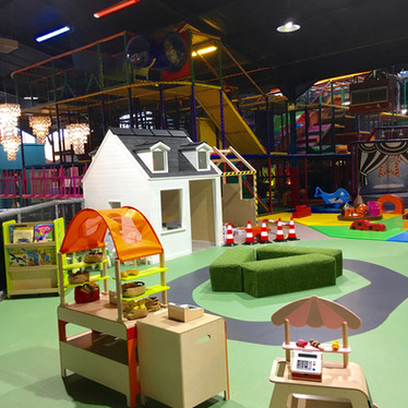 Babies and Toddlers sensory room