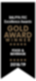 Head Over Heels Chorlton Balppa Gold Award winner best Food and Beverage Family Entertainment Centre in the United Kingdom