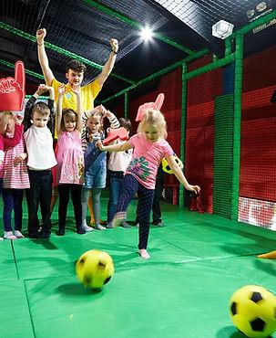 Head Over Heels Indoor Play Sports Parti
