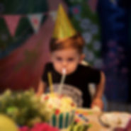 Book a pre school party in the private Sky Terrace at Head Over Heels indoor play centre in Chorlton, Manchester