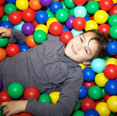 Get lost in the ball pit at Head Over Heels Play Chorlton