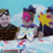 Book at Craft Children's Party at Head Over Heels Indoor Play Centre in Chorlton, Manchester