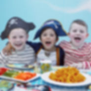 Book at Children's Party in the private Sky Terrace at Head Over Heels Indoor Play Centre in Chorlton, Manchester