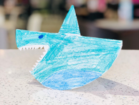 Make your very own baby shark!