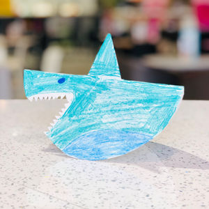 Make Your Very Own Baby Shark
