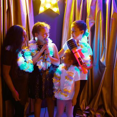 Sing along children's parties at Head Over Heels Indoor Play Chorlton Manchester