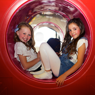 For the perfect exercise on a rainy day explore the large playframe and tunnels at Head over Heels indoor play centre Cheshire