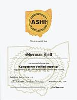 SH CVI Certificate