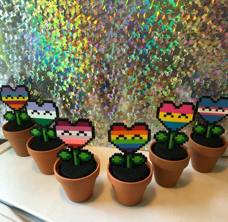 LGBTQ+ Flowers