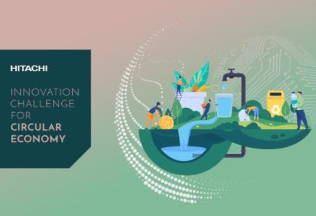FINALIST - Hitachi Innovation Challenge for Circular Economy Startup Challenge