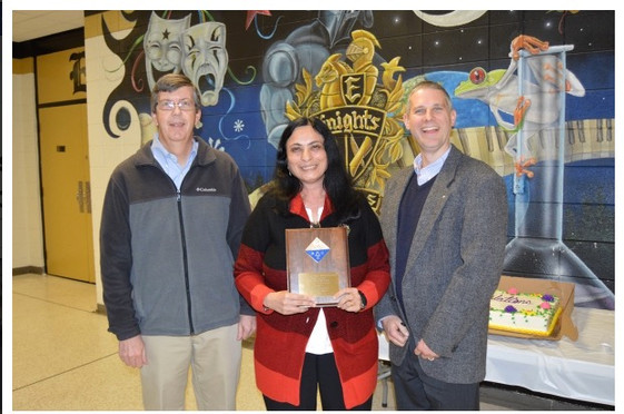 ACS Creech Award Winner 2017