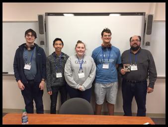 ACS-SR 2018 Brain Teaser Challenge for DOE Science Bowl