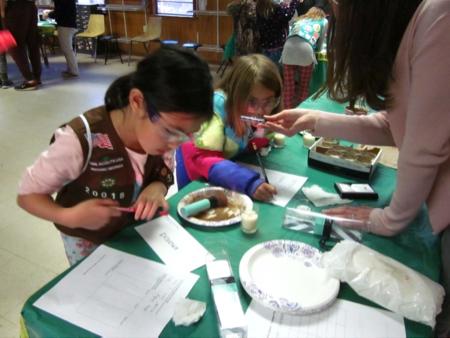 YCC Crime Scene Science Girl Scouts of Historic Georgia