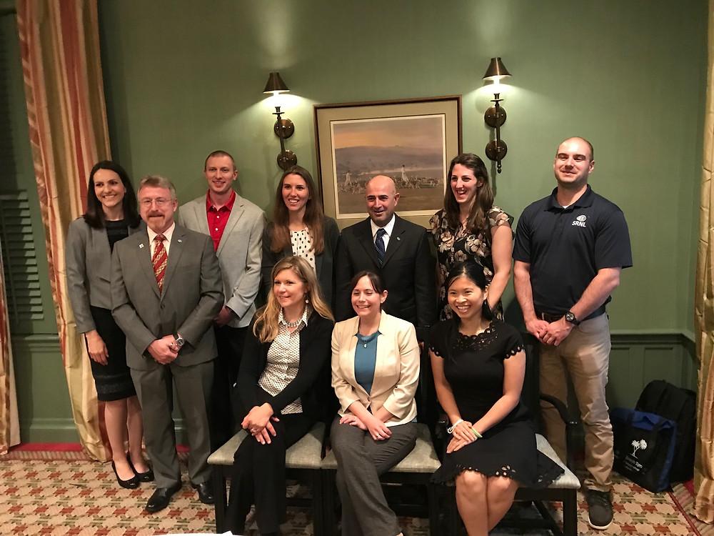 ACS Committee Members Present