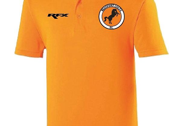 Beaufort Colts - RFX Orange Polo