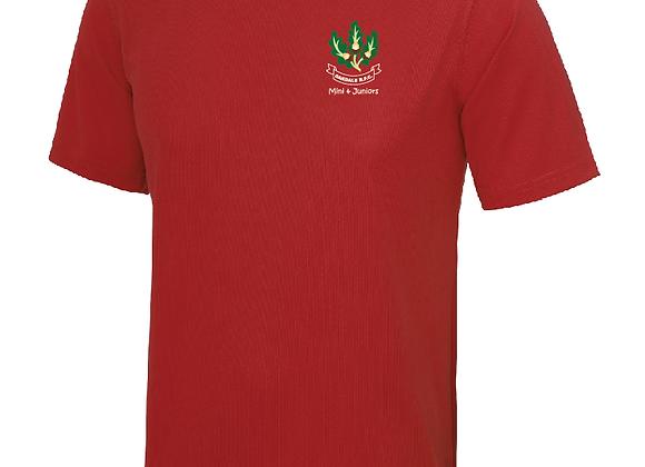 Oakdale - Polyester T-Shirt