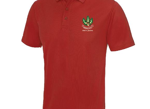 Oakdale -Polyester Polo Shirt