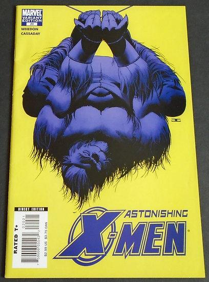 Astonishing X-Men #20 VF/NM