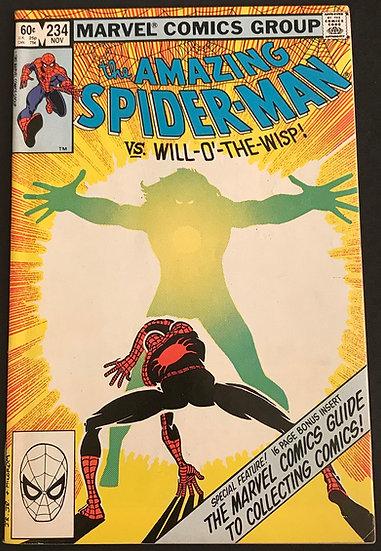 Amazing Spider-Man (Marvel) #234 VF