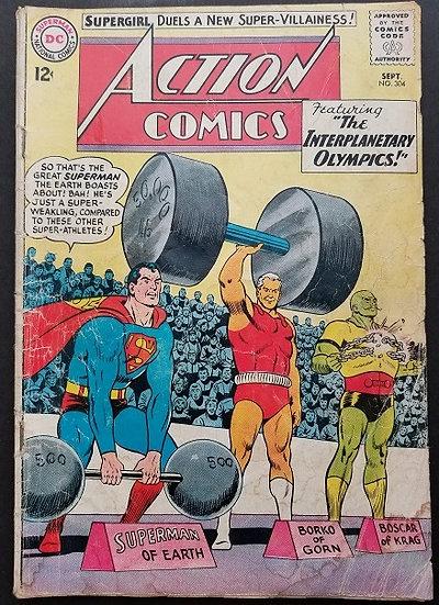 Action Comics #304 VG