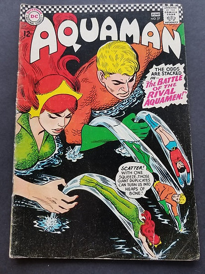 Aquaman (1962 1st Series) #27 VG