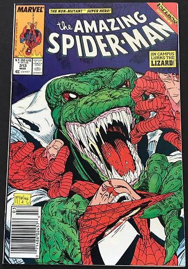Amazing Spider-Man (Marvel) #313 VF/NM [ Todd McFarlane cover]