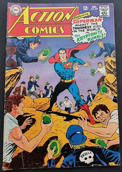 Action Comics #357 VG