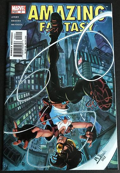 Amazing Fantasy (Marvel) #2