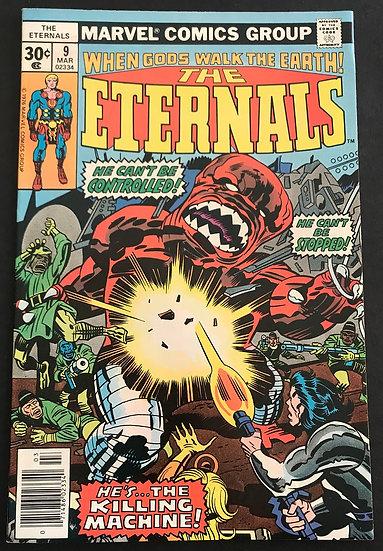 Eternals 9 NM [1st Sprite & Henry]