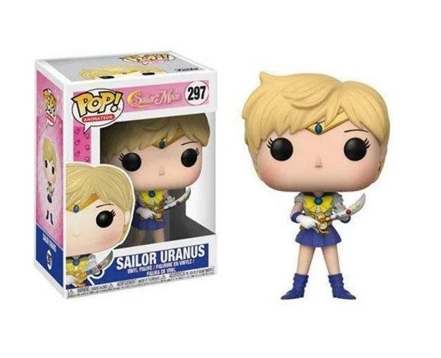 Funko Pop Sailor Moon Sailor Uranus 297