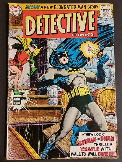 Detective Comics (1937 1st Series) #329