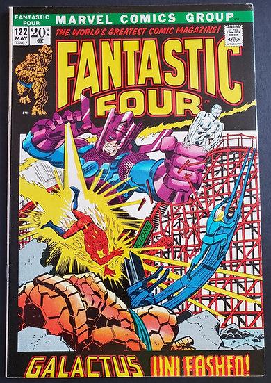 Fantastic Four (1961 1st Series) #122 VF+