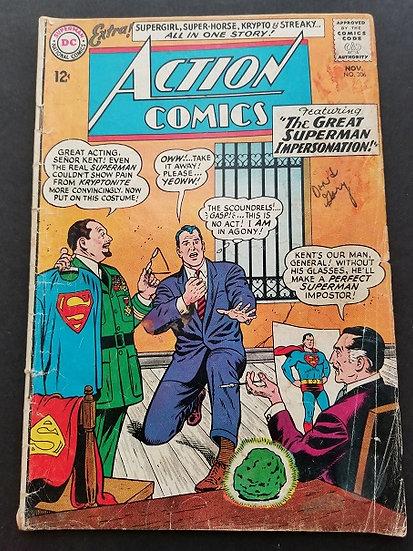 Action Comics #306 GD-