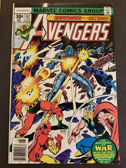 Avengers (1963 1st Series) #162 VF+