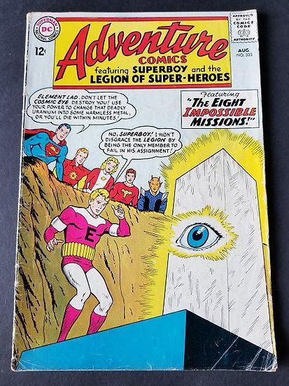 Adventure Comics 323 VG/FN