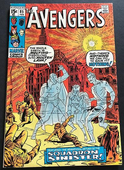 Avengers 85 FN/VF