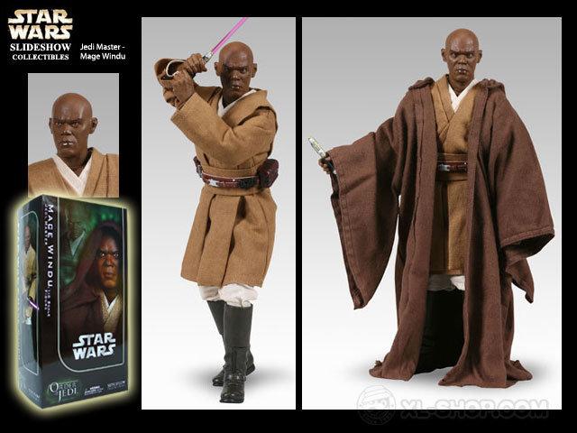 Sideshow Star Wars Order Of The Jedi Obi Wan Kenobi Jedi Master 1/6 is complete