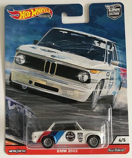 Hot Wheels Car Culture BMW 2002
